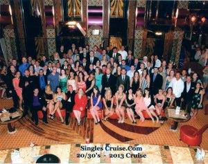 2013 singles cruise